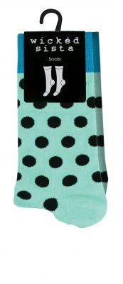 506267 WS socks polka blue[1]