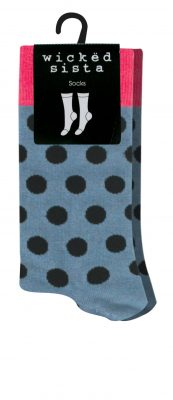 506268 WS socks polka grey[1]